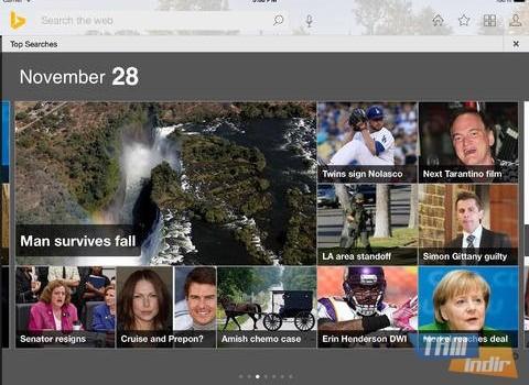 Bing for iPad Ekran Görüntüleri - 2