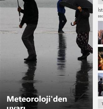 Bing Haber Ekran Görüntüleri - 3