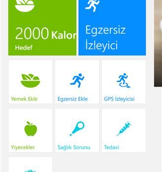 Bing Sağlık ve Fitness Ekran Görüntüleri - 3