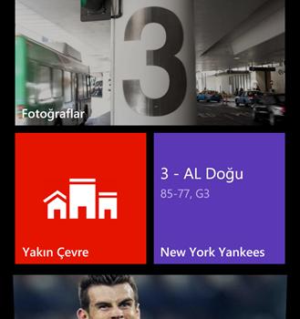 Bing Spor Ekran Görüntüleri - 2