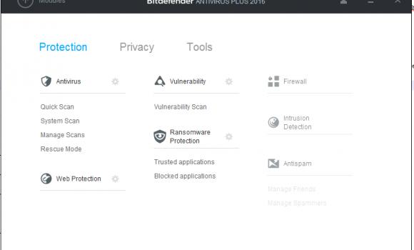 BitDefender Antivirus Plus Ekran Görüntüleri - 1
