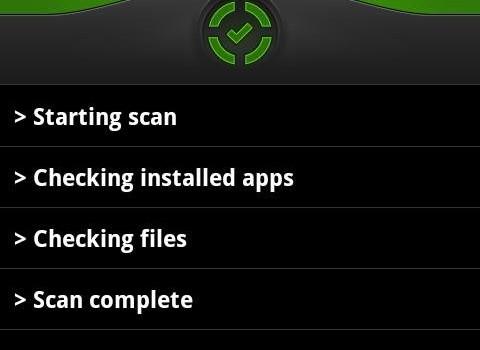 Bitdefender Carrier IQ Finder Ekran Görüntüleri - 2