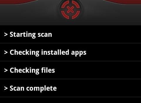 Bitdefender Carrier IQ Finder Ekran Görüntüleri - 1