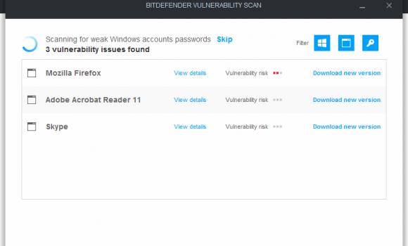 BitDefender Internet Security Ekran Görüntüleri - 2