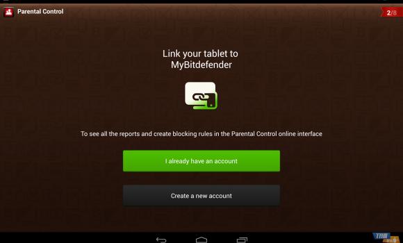 Bitdefender Parental Control Ekran Görüntüleri - 6