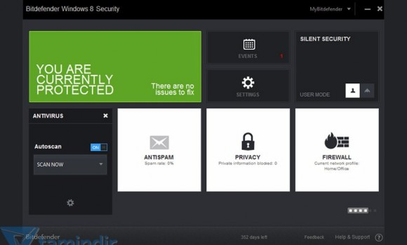 Bitdefender Windows 8 Security Ekran Görüntüleri - 3