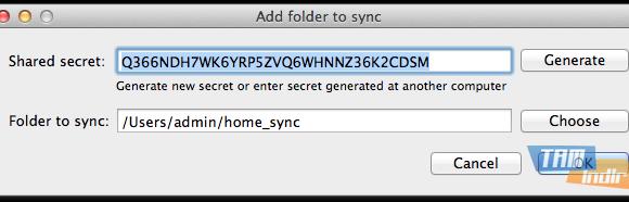 BitTorrent Sync Ekran Görüntüleri - 1