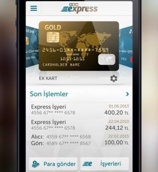 BKM Express Ekran Görüntüleri - 1