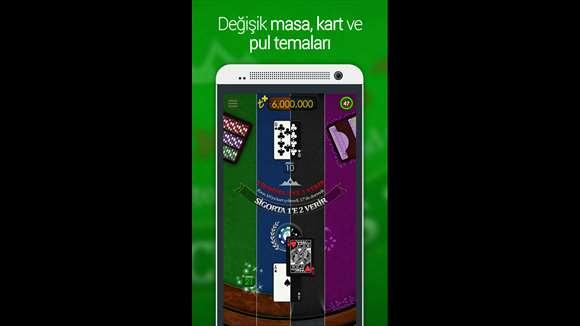 Blackjack Ekran Görüntüleri - 2