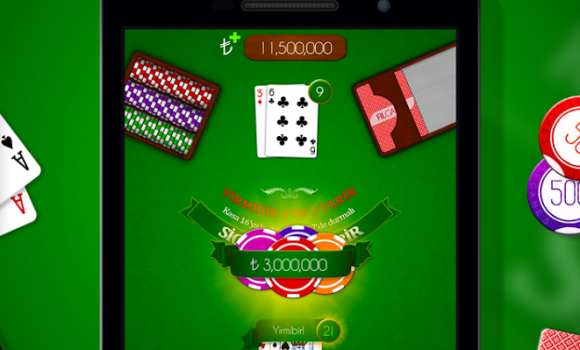 Blackjack Ekran Görüntüleri - 5