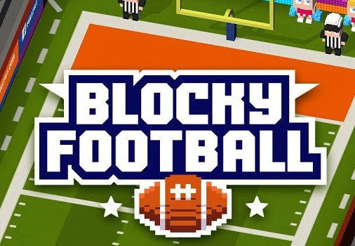 Blocky Football Ekran Görüntüleri - 5