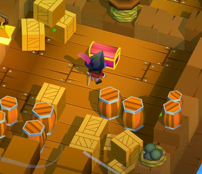 Blocky Pirates Ekran Görüntüleri - 4
