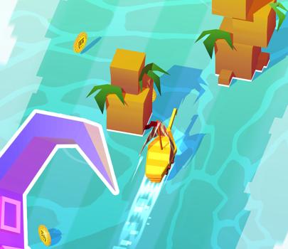 Blocky Pirates Ekran Görüntüleri - 1