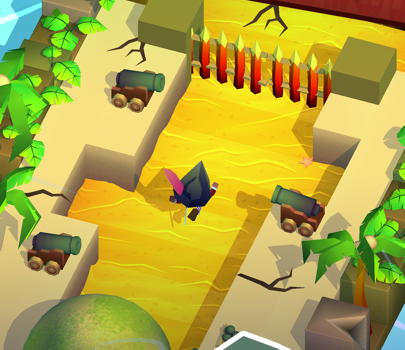 Blocky Pirates Ekran Görüntüleri - 2