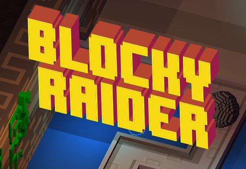 Blocky Raider Ekran Görüntüleri - 5