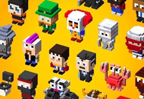 Blocky Raider Ekran Görüntüleri - 4