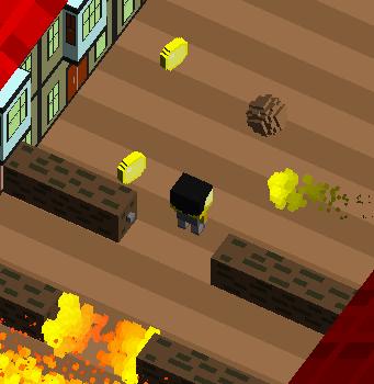 Blocky Runner Ekran Görüntüleri - 2