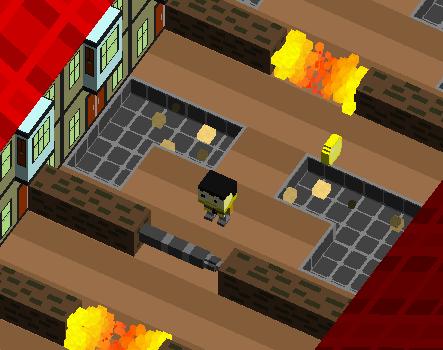 Blocky Runner Ekran Görüntüleri - 1