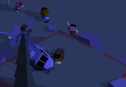Blocky Zombies Ekran Görüntüleri - 2