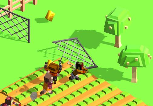 Blocky Zombies Ekran Görüntüleri - 5