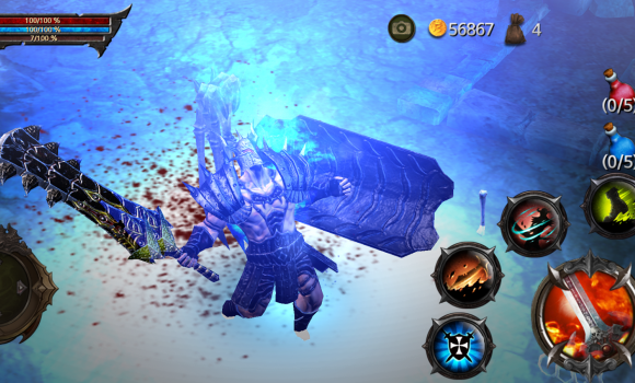 Blood Warrior Ekran Görüntüleri - 4