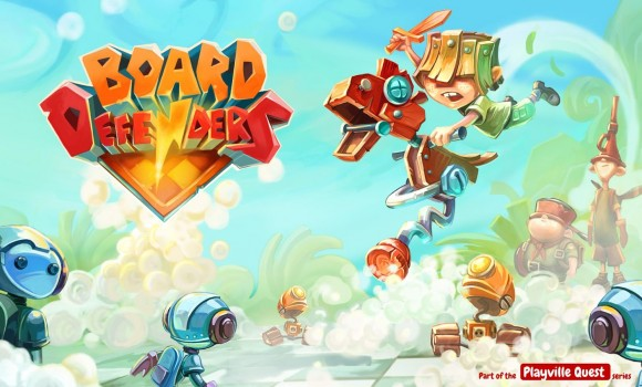 Board Defenders Ekran Görüntüleri - 5