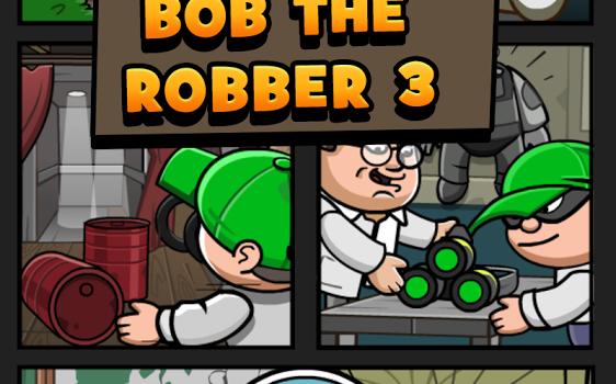 Bob The Robber 3 Ekran Görüntüleri - 1