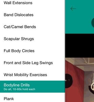 Bodyweight Fitness Ekran Görüntüleri - 2