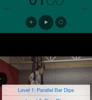 Bodyweight Fitness Ekran Görüntüleri - 1