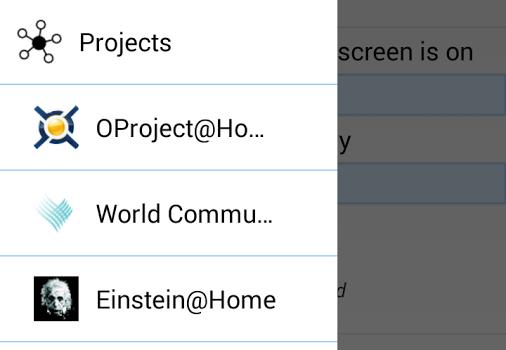 BOINC Ekran Görüntüleri - 3