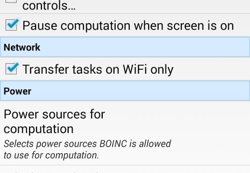BOINC Ekran Görüntüleri - 2