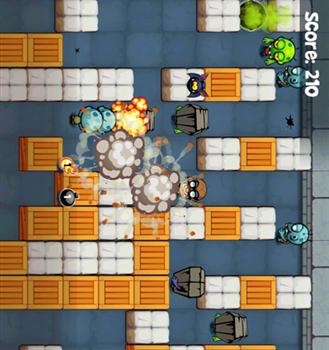 Bomberman vs. Zombies Ekran Görüntüleri - 5