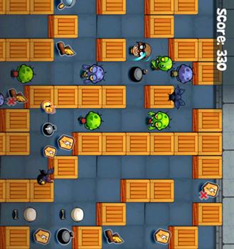 Bomberman vs. Zombies Ekran Görüntüleri - 4