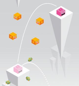 Bouncy Blocks Ekran Görüntüleri - 3