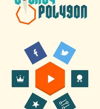 Bouncy Polygon Ekran Görüntüleri - 1