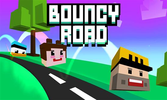 Bouncy Road Ekran Görüntüleri - 5