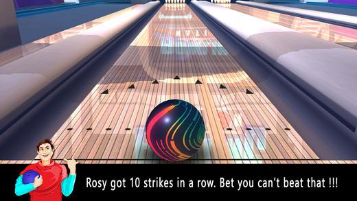 Bowling Nation 3D Ekran Görüntüleri - 1