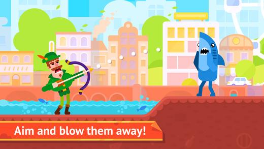 Bowmasters Ekran Görüntüleri - 4