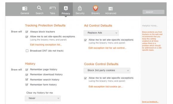 Brave Browser Ekran Görüntüleri - 1