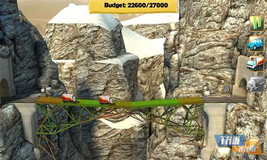 Bridge Constructor Ekran Görüntüleri - 2