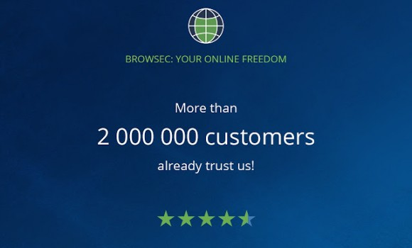 Browsec VPN Ekran Görüntüleri - 1