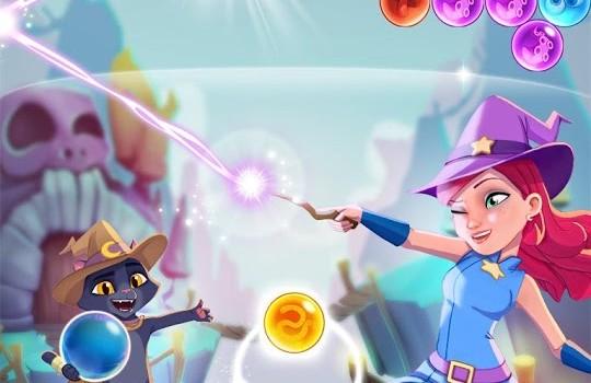 Bubble Witch 3 Saga Ekran Görüntüleri - 5
