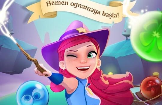 Bubble Witch 3 Saga Ekran Görüntüleri - 1