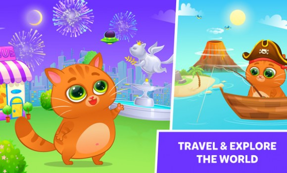 Bubbu - My Virtual Pet Ekran Görüntüleri - 2