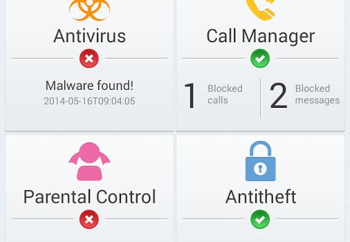 BullGuard Mobile Security Ekran Görüntüleri - 2