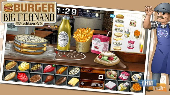 Burger Big Fernand Ekran Görüntüleri - 3