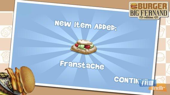 Burger Big Fernand Ekran Görüntüleri - 2