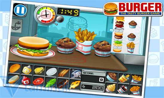 Burger Ekran Görüntüleri - 3