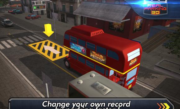 Bus Real Parking 3D Ekran Görüntüleri - 1