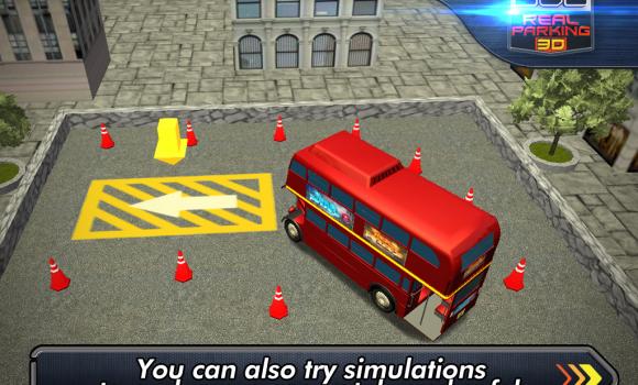 Bus Real Parking 3D Ekran Görüntüleri - 2
